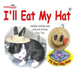 Snugglesafe ` I´ll eat my hat ` eetbare hoed
