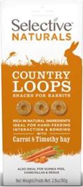 Selective Naturals Country Loops met wortel en timothy hooi