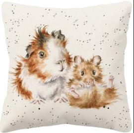 Kussensloop kussenhoes Cavia en Hamster