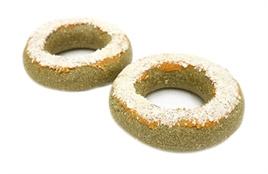 Rosewood Treat 'N Gnaw Donuts 9 x 3 cm 2 st