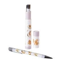 Cavia Pen in geschenkverpakking Wrendale Designs