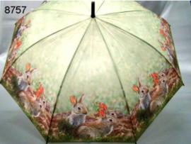 Paraplu Konijn
