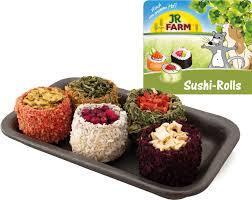 JR Farm Sushi - Rolls