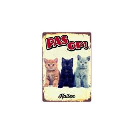Bord Blik Katten