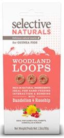 Selective Naturals Woodland Loops met Paardenbloem en Rozenbottel