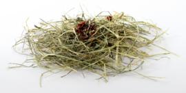 Herbal Hay Echinacea & Paprika 500 gram (rood)