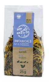 Bunny Nature Botanicals Mini Mix Hibiscusbloem / Peterselie Stelen 25 gr