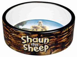 Shaun het Schaap Keramische Voer/Waterbak