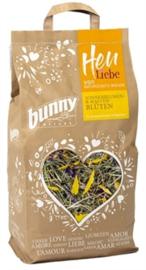 Bunny Nature My Favorite Hooi Met Zonnebloem En Kaasjeskruid Bloesem 100 gr