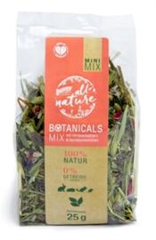Bunny Nature Botanicals Mini Mix Frambozenblad / Bloemkoolbloesem 25 gr
