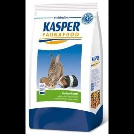 Kaspers Faunafood Konijnenkorrel Hobby 4 kg