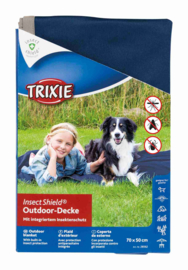 Insect Shield Outdoor deken Navy