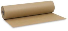 Inpak papier Kraft bruin  ... 1 meter