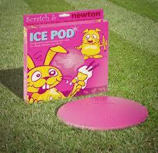 AANBIEDING ZOMER Scratch & Newton Ice Pod Koelschijf ø 21 cm  **  2 ice pods voor € 16
