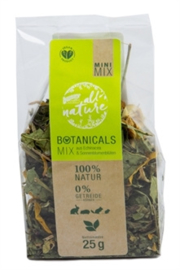 Bunny Nature Botanicals Mini Mix Rudbeckiablad / Zonnebloesem 25 gr