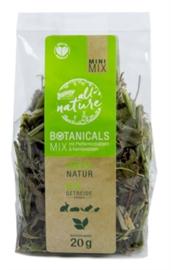Bunny Nature Botanicals Mini Mix Pepermuntblad / Kamillebloesem 25 gr