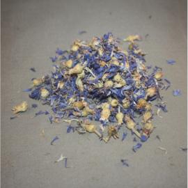 Blauwe Korenbloemen Gedroogd A kwaliteit 50 gram