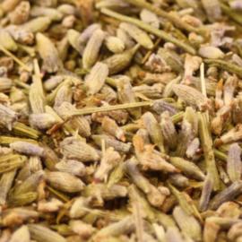 Lavendel Bloemen Gedroogd 50 gram