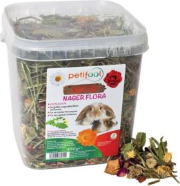 PETIFOOL Nager Flora / Knaagdier Flora 430 gram