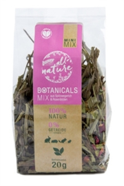 Bunny Nature Botanicals Mini Mix Weegbree / Rozenbloesem 20 gr