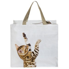 Boodschappentas kat/muis