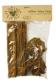 Happy Pet Wilgen Value Pack 2 Sticks / 2 Balls