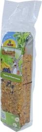 JR Farm Farmys bananen & blauwe bessen, 160 gram.