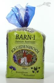 kruidenhooi BARN I Korenbloem Berkenblad (BLAUW)
