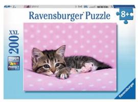 Ravensburger Puzzel 200XXL stukjes: Katje- Tijd voor een dutje
