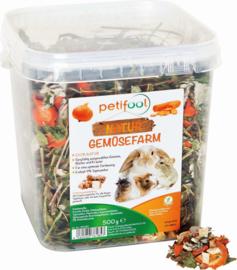 PETIFOOL gemüsefarm / Groente boerderij  500 gram