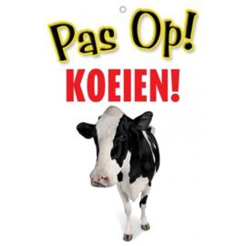Pas Op ! Koeien