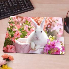 Muis mat computer konijn