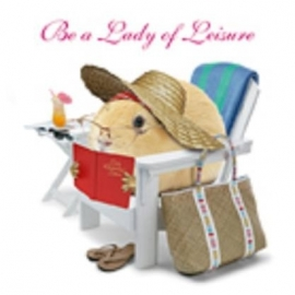 Lady of Leisure cavia kaart