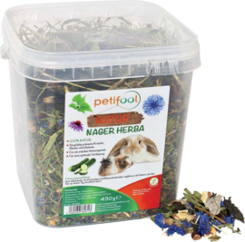 PETIFOOL Nager Herba / Knaagdier Kruiden 430 gram