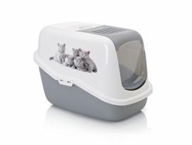 Katten Toilet Nestor kitten