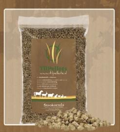 Stro brokken van Til Pellets 750 gram
