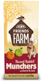 Tiny Friends Farm Russel Munchers with Carrot & Leek