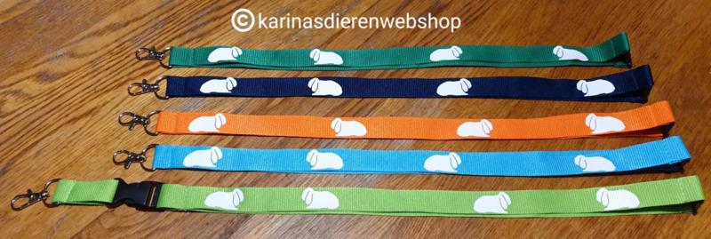 Key cord  hangoor konijn