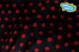 FP58 Zwart / rood