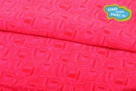 Pattern Fleece