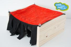 • voorraad verstop-Hangmat