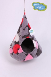 Pointed house 24 cm