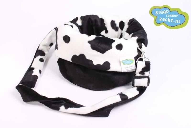 B30 koe zwart / wit