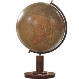 Antieke globes / Aardglobe uitgave Erven Bijleveld Utrecht ca. 1925/30 (No.123065)