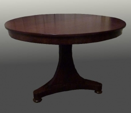 Antiek tafel, sluierpoot ca. 1815. (No.84125)