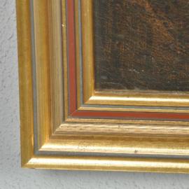 Antiek varia /  18e eeuws portret van jonge dame Hollandse school (No.313141)