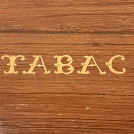 Antiek varia / Palissander kistje / Tabaksdoos ca. 1880 met inlegwerk en binnendeksel (No.331559)