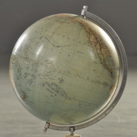 Antiek varia / wereldbol / Aardglobe Columbus-Jordglob Edin Hammar Stockholm  (No.974323)