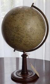 Antiek varia / wereldbol / Aardglobe Nederlandse uitvoering van voor 1914 (No98242)