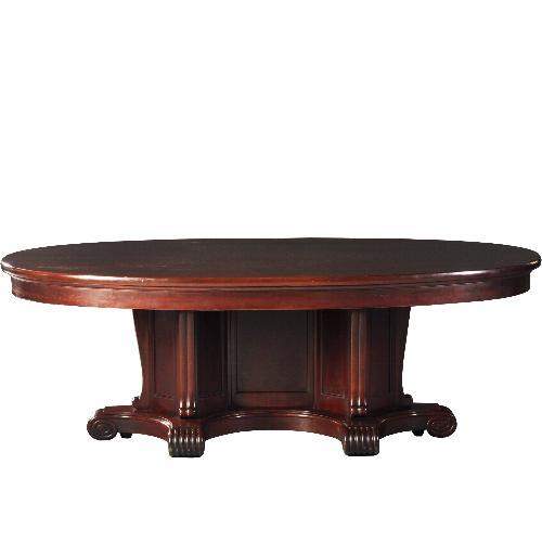 Moderne Stoelen Bij Antieke Tafel.Antieke Tafels Grote Art Deco Ovale Eetkamertafel Voor 8 Tot 10
